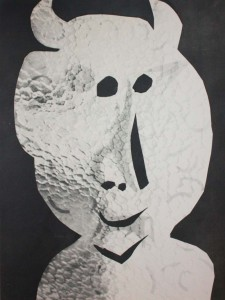 Picasso's most impressive photography project came to being after he met André Villers. Thirty of their jointly produced photograms were published in the album Diurnes together with and a poetic text by Jacques Prévert.
